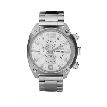 OVERFLOW CHRONOGRAPH STEEL WATCH