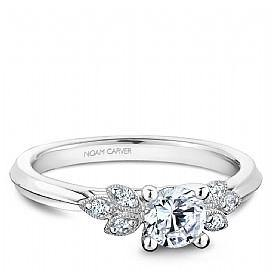NOAM CARVER ENGAGEMENT RING B098-01WA-050A