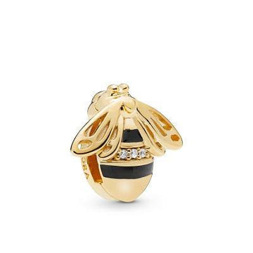PANDORA REFLEXIONS QUEEN BEE OF LOVE BEAD