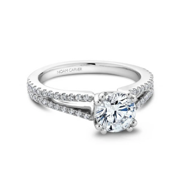NOAM CARVER ENGAGEMENT RING B001-03WA-100A