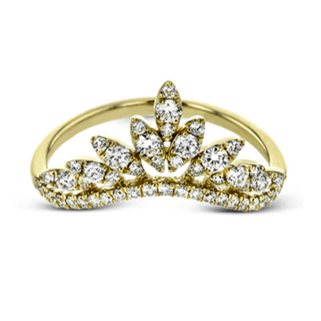 14KY ZEGHANI FASHION RING - Appelt's Diamonds