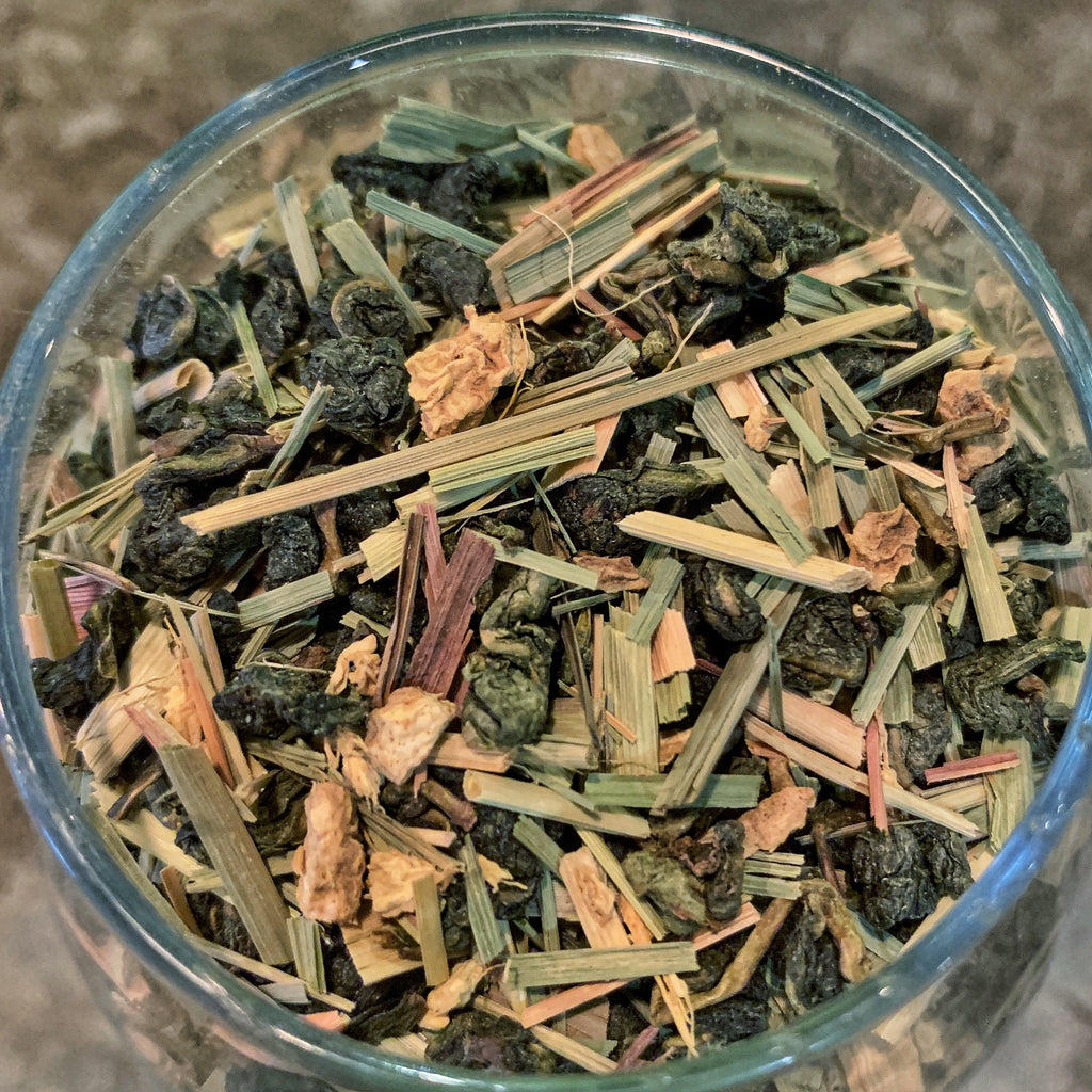 Ginger Lemongrass Oolong