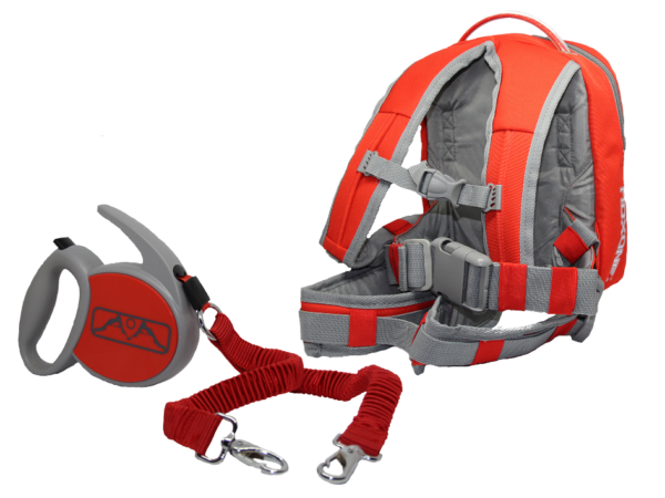Red MDXONE Harness Bag