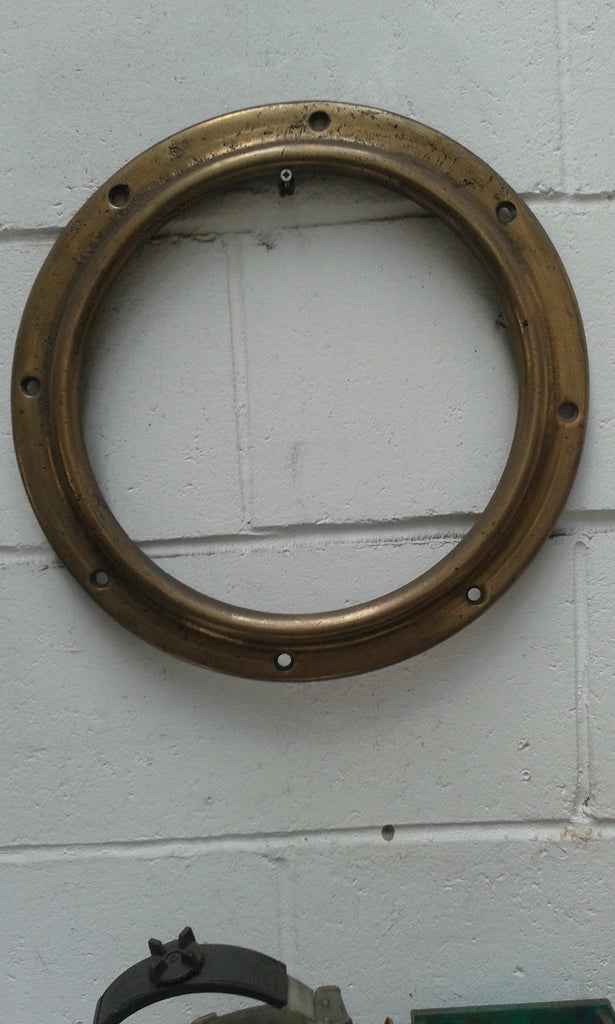 Antique Brass Porthole 1