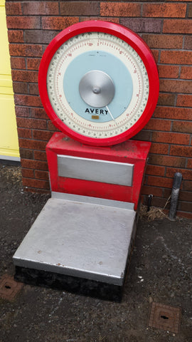 Industrial Avery Scales