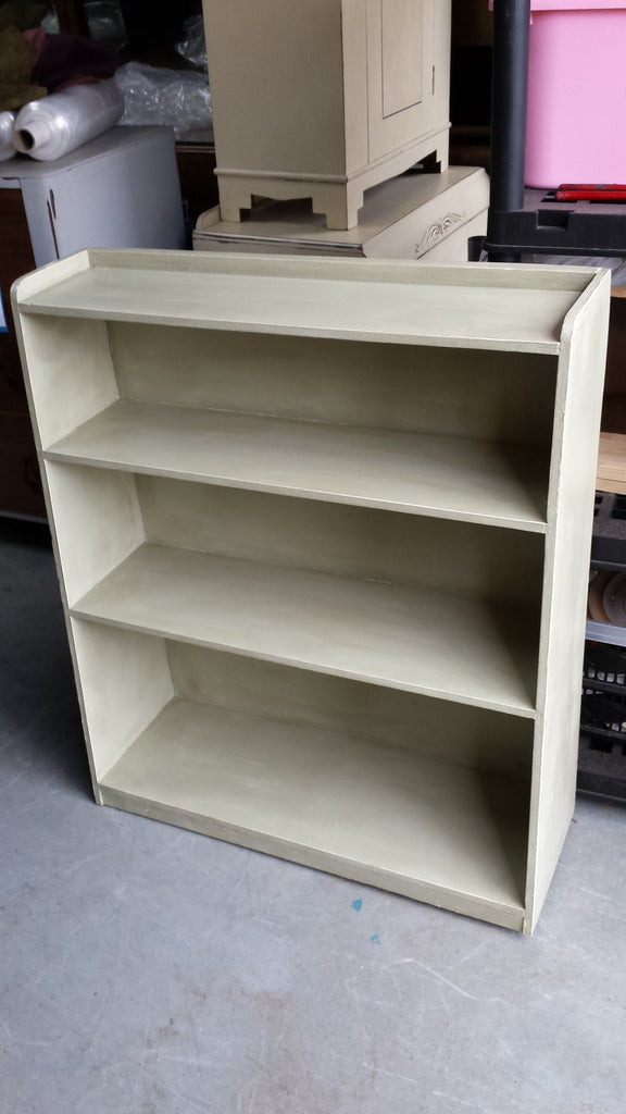 Upcycled Bookcase 2