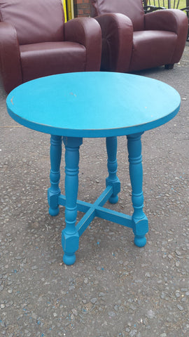 Upcycled Occasional Table