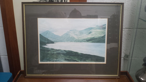 "Limited Edition Print of ""Wastwater"" by Michael Revers"
