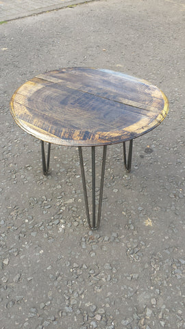 Jim Beam Barrel Table