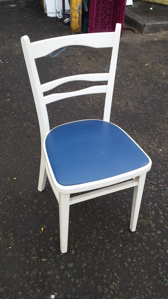 Retro Ladder Back Chair