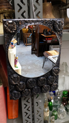 Upcycled Mirror 2