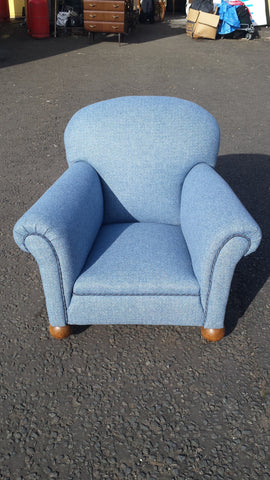 Restored Vintage Armchair