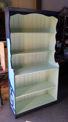 Upcycled Kitchen Dresser
