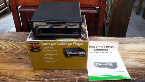 Carnegie Cartridge Player