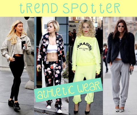 Athletic wear - trend spotter