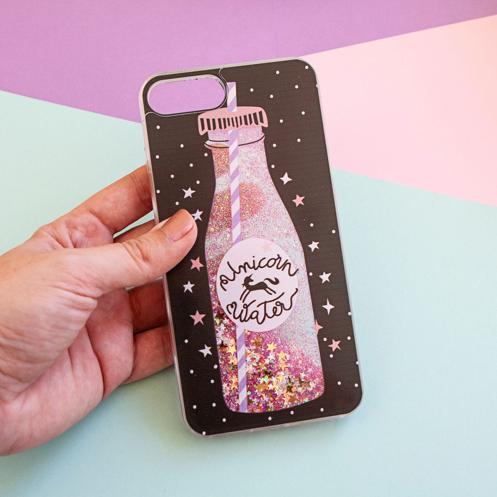 'Unicorn Thirst' iPhone Cases (Multiple Sizes) - Case - KryptikRose®