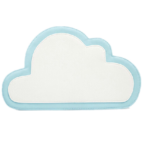 Cloud Clutch Bag - Clutch Bag - KryptikRose®