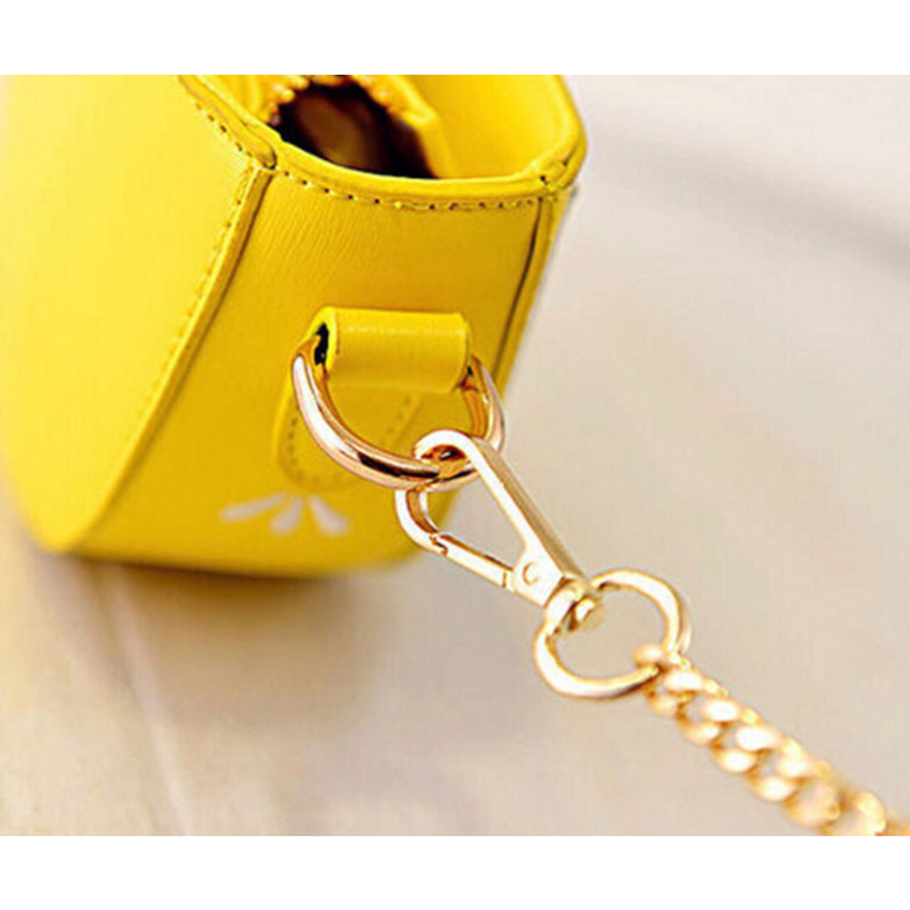 Lemon Slice Clutch Bag - KryptikRose®