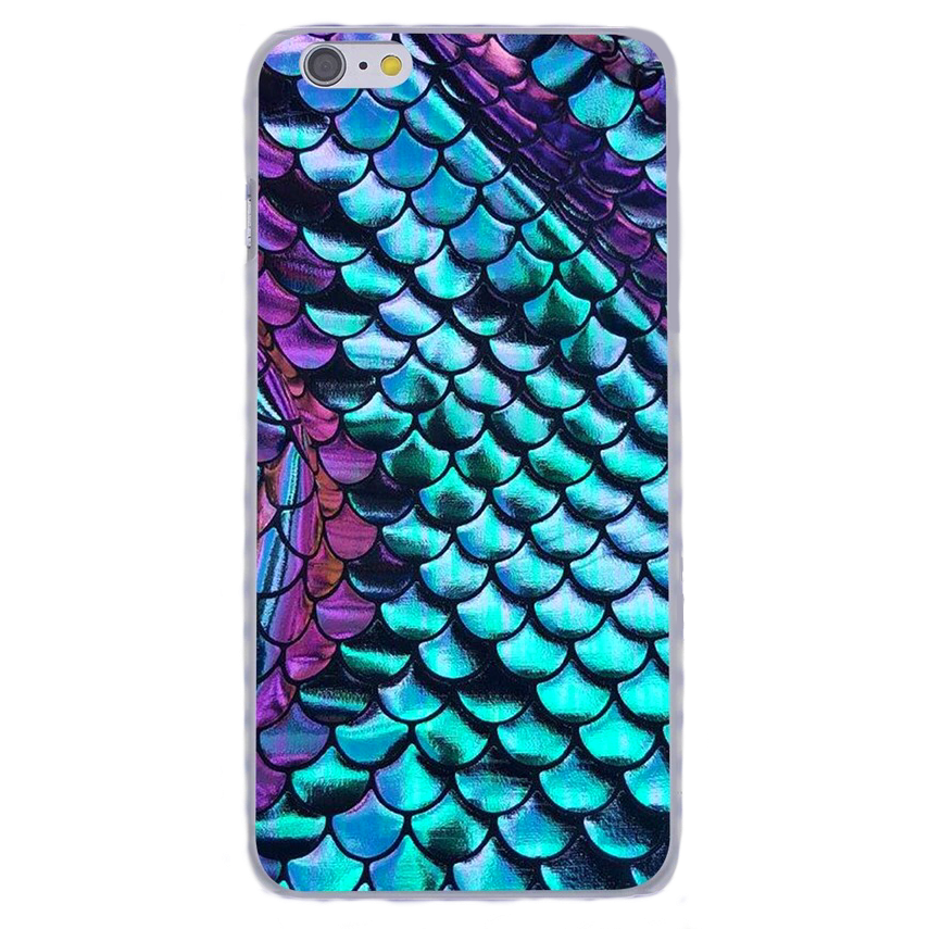 'Mermaid Tail' Hard Back iPhone Case (iPhone 8, 8 Plus, X) - Case - KryptikRose®