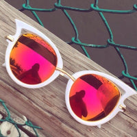 Retro Cat Eye Sunnies - 5 Different Colour Ways - Sunnies - KryptikRose®