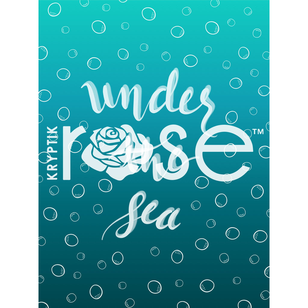 Under the Sea - iPhone/iPad Wallpaper (FREEBIE) - KryptikRose®