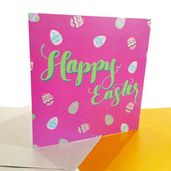 """Happy Easter"" Greeting Card"