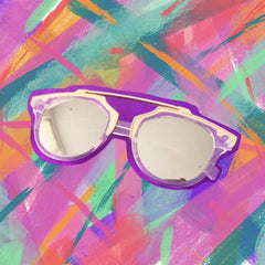 Retroesque Brow Bar Sunnies (4 Styles) - Sunnies - KryptikRose®