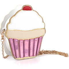 Cupcake Bag - Clutch Bag - KryptikRose®