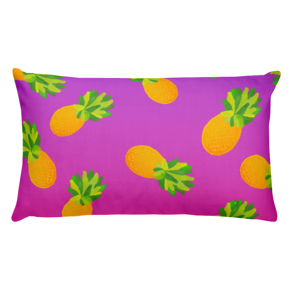 'Piña Colada' Cushion/Pillow - 2 Sizes -  - KryptikRose®