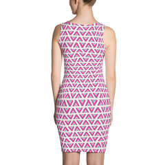 'Azteca' Bodycon Dress -  - KryptikRose®
