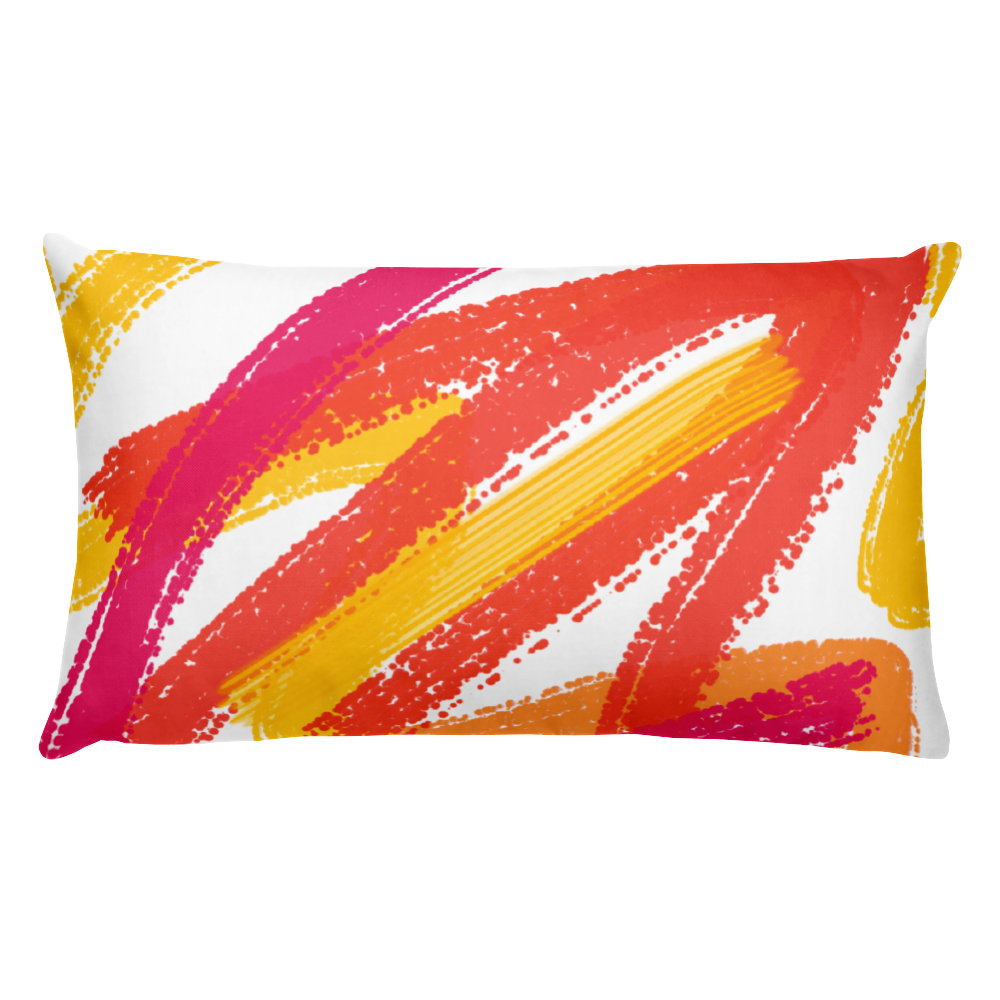 'Sunburst' Pillow - 2 Sizes - KryptikRose®