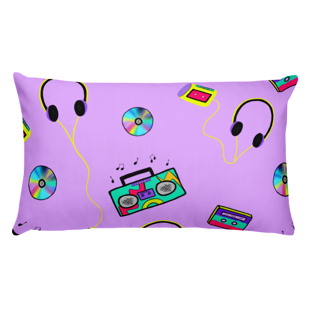 '90s Vibe' Cushion/Pillow - 2 Sizes -  - KryptikRose®