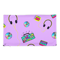 '90s Vibes' Pillow Case only - 2 Sizes -  - KryptikRose®