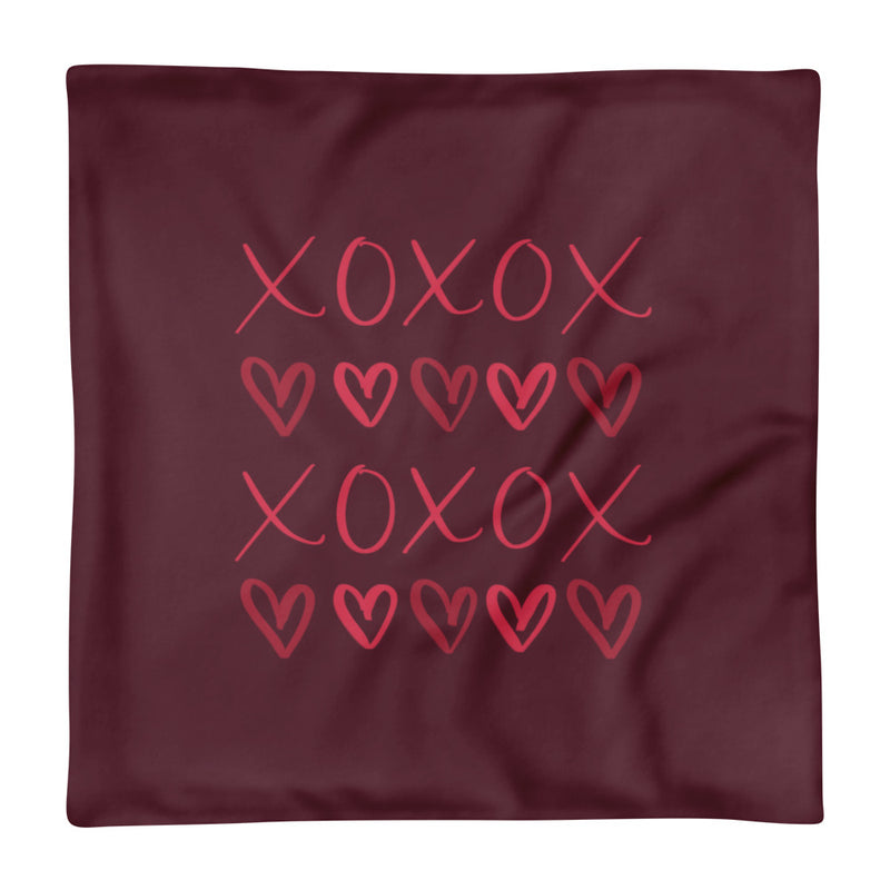 'XOXO' Pillow Case only -  - KryptikRose®