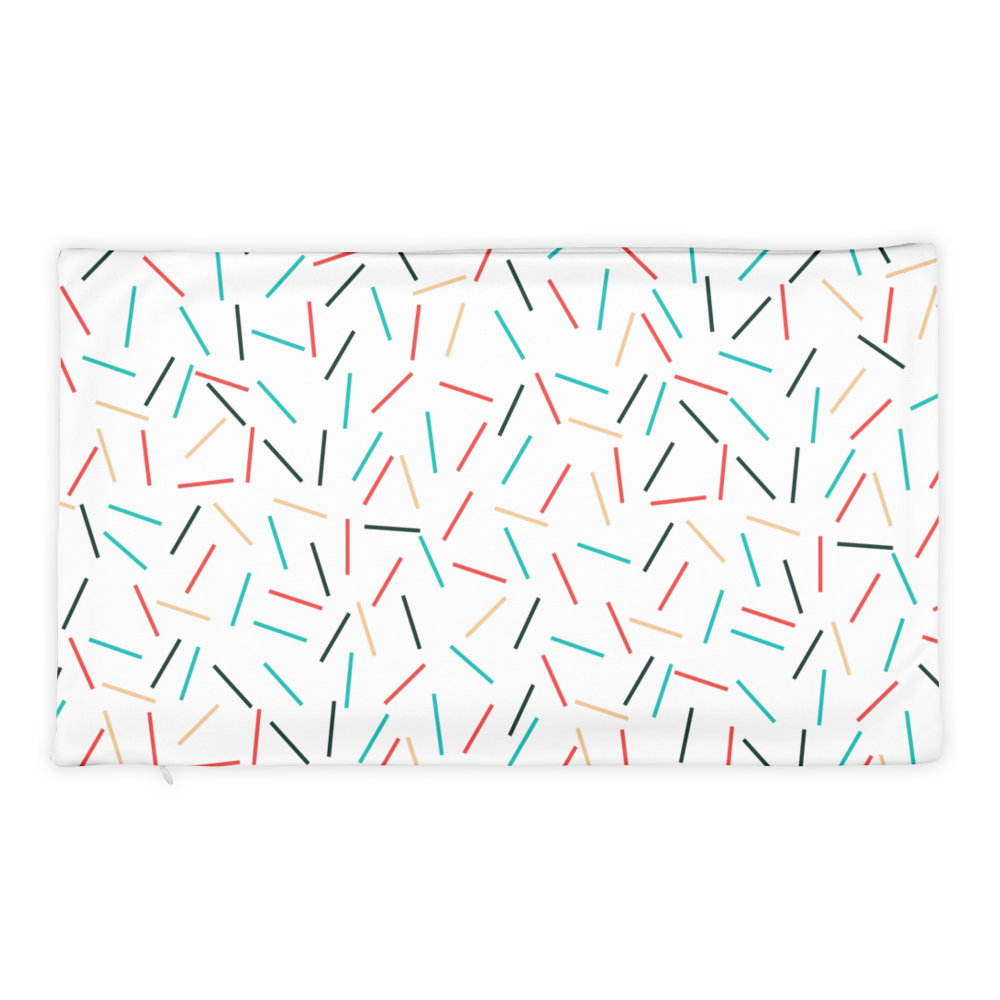 'Hundreds & Thousands' Pillow Case only - 2 Sizes -  - KryptikRose®
