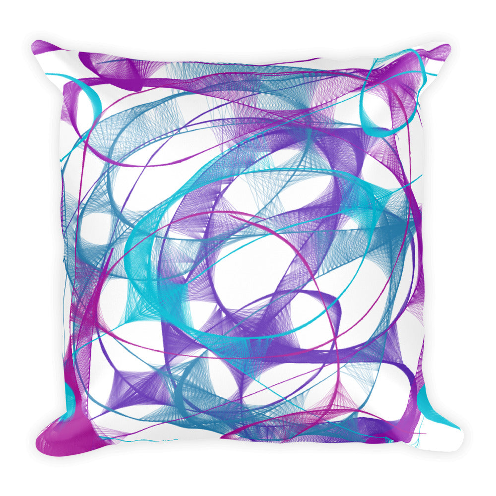 'Trippy Twilight' Pillow - 2 Sizes -  - KryptikRose®