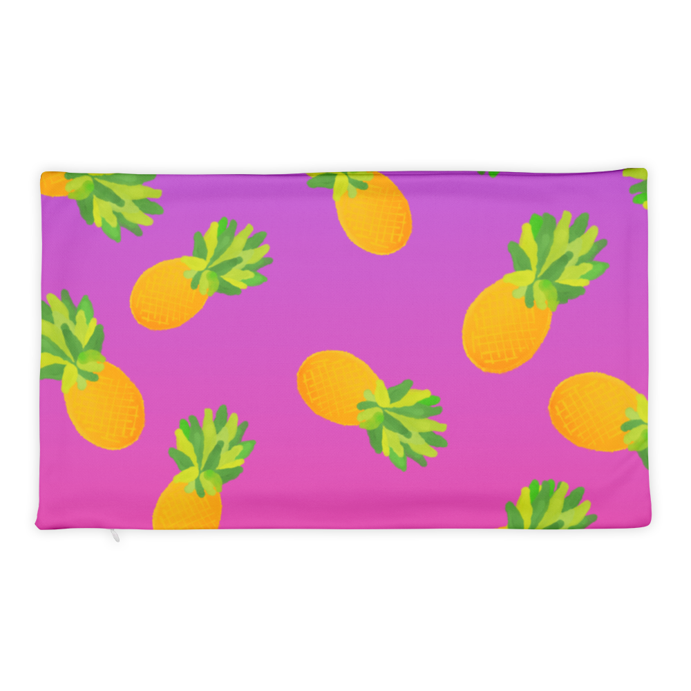 'Piña Colada' Pillow Case only - 2 Sizes -  - KryptikRose®