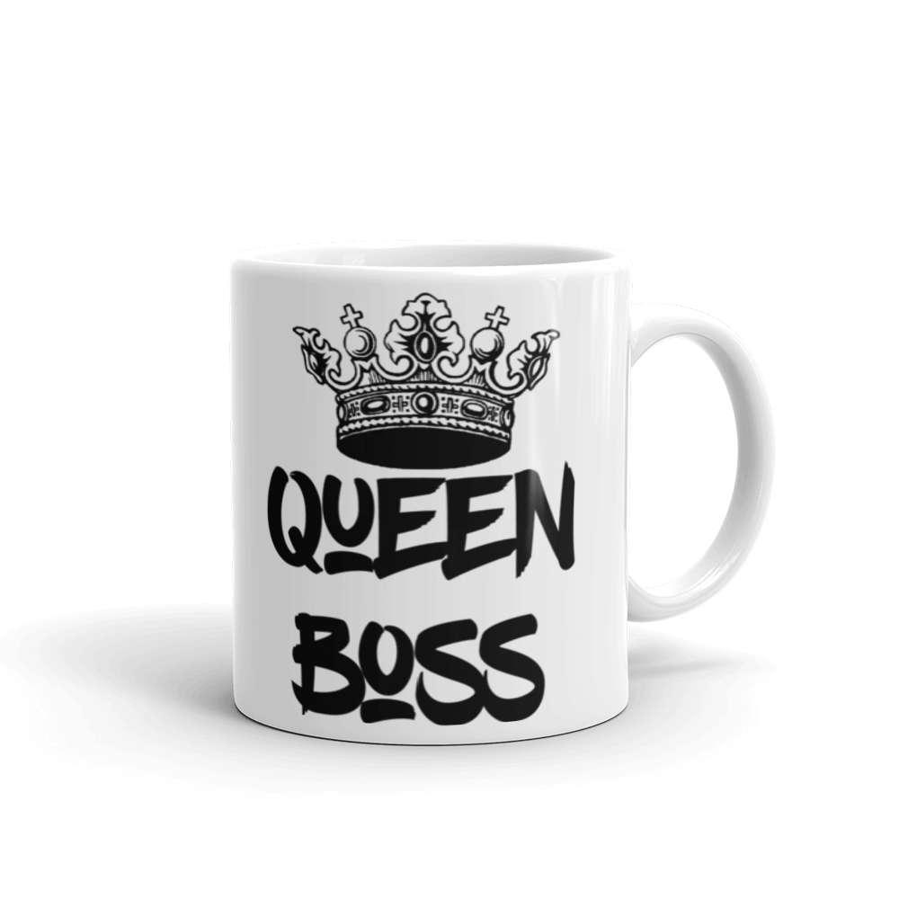 'Queen Boss' Mug - KryptikRose®