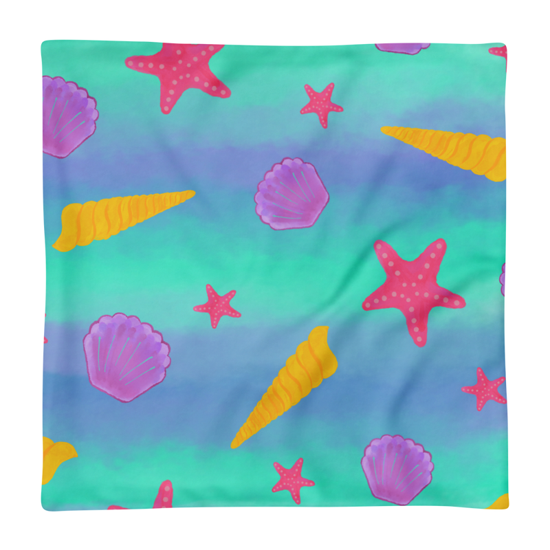 'Little Mermaid' Pillow Case only - 2 Sizes -  - KryptikRose®