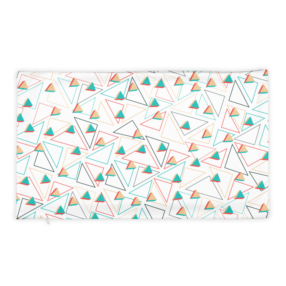 'Trifecta' Pillow Case only - 2 Sizes -  - KryptikRose®