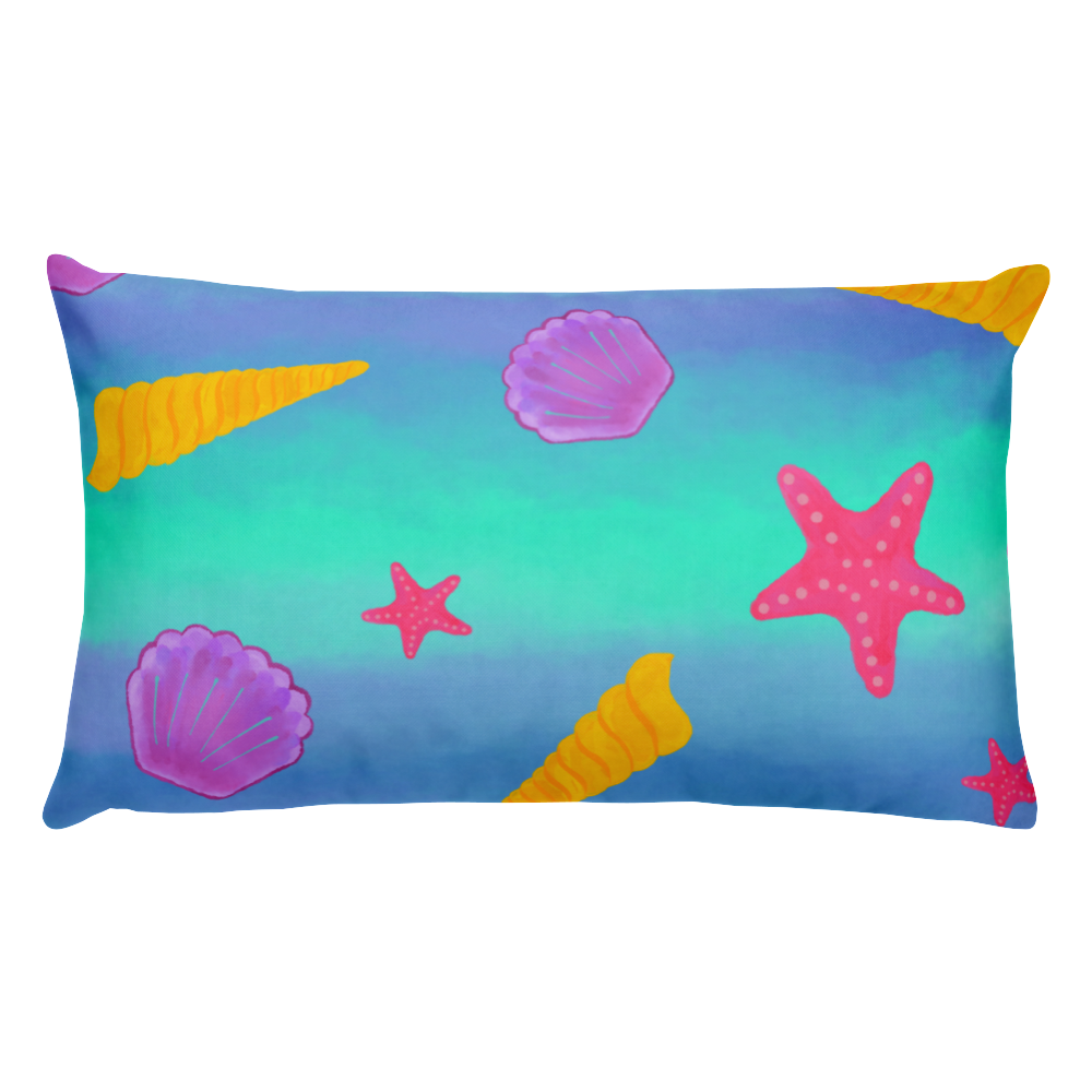 'Little Mermaid' Cushion/Pillow - 2 Sizes -  - KryptikRose®