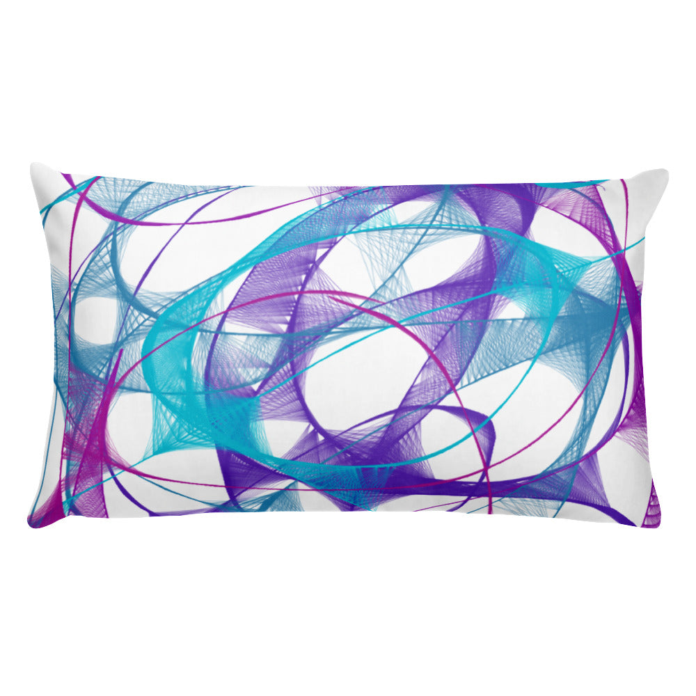 'Trippy Twilight' Pillow - 2 Sizes - KryptikRose®