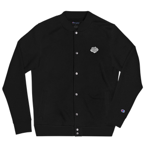 KR Embroidered Champion Bomber Jacket -  - KryptikRose®