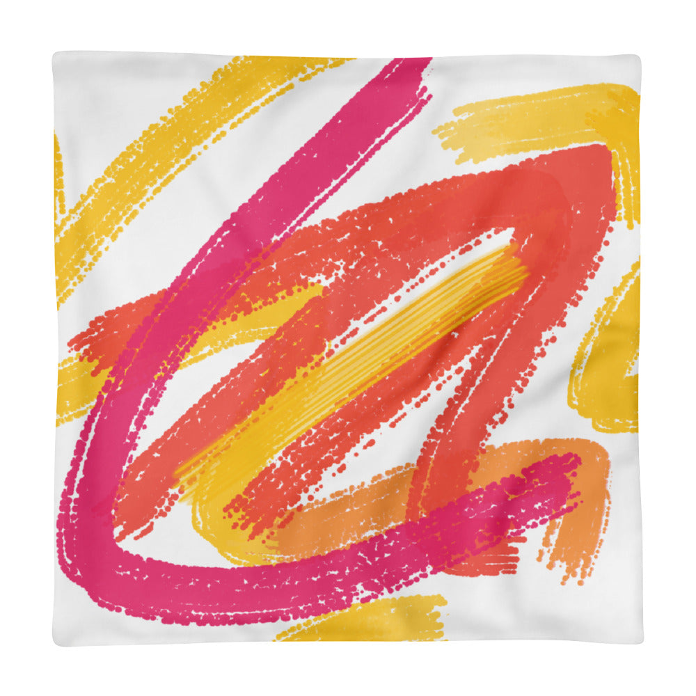 'Sunburst' Pillow Case only - 2 Sizes -  - KryptikRose®