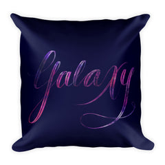 """Galaxy"" Square Cushion/Pillow"