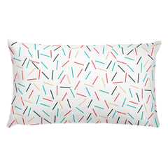 'Hundreds & Thousands' Cushion/Pillow - 2 Sizes -  - KryptikRose®