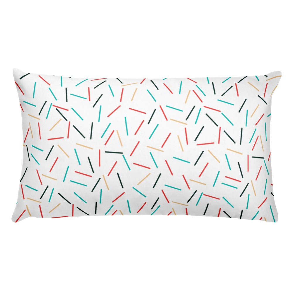 'Hundreds & Thousands' Cushion/Pillow - 2 Sizes - KryptikRose®