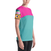 'Tecsie' Women's Tee -  - KryptikRose®