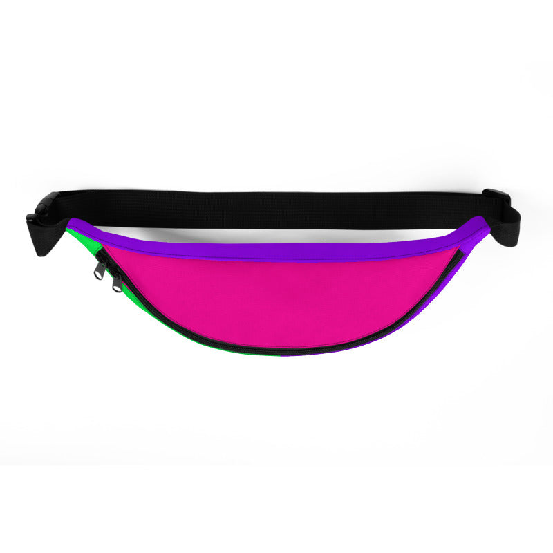 KryptikRose® 90s Throwback Multi-Coloured Fanny Pack -  - KryptikRose®