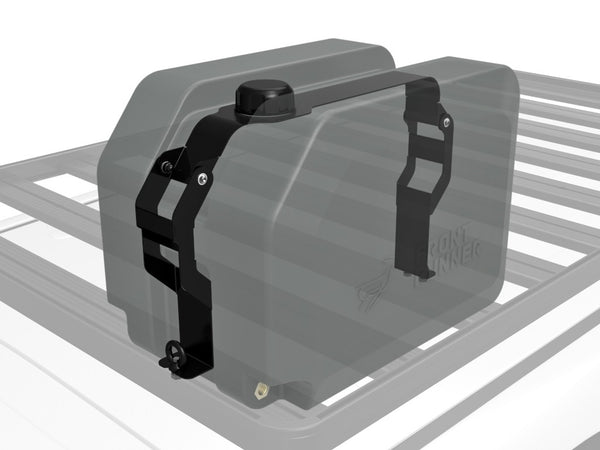 45L WATER TANK WITH MOUNTING SYSTEM AND HOSE KIT - BY FRONT RUNNER